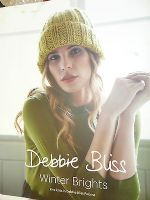 NEW  for 2013/14 Debbie Bliss Winter Brights knitting pattern book